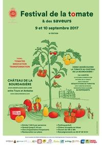 FESTIVAL DE LA TOMATE AU CHÂTEAU DE LA BOURDAISIÈRE