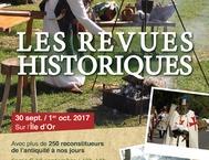 LES REVUES HISTORIQUES A AMBOISE