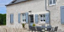 GITE RURAL LES VAUX (6 A 8 PERSONNES) - Chaumont-sur-Loire