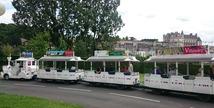 LE PETIT TRAIN TOURISTIQUE D'AMBOISE - Amboise