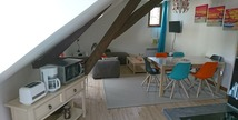 APPARTEMENT 4 PERSONNES - Limeray
