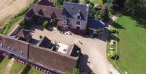 LE MANOIR DE LA MAISON BLANCHE (4 CHAMBRES DONT 2 FAMILIALES) - Amboise