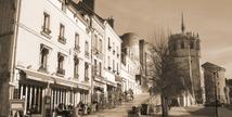 ANNE DE BRETAGNE (100 couverts + 30 en terrasse) - Amboise