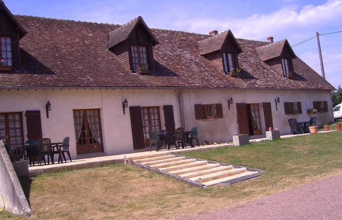 LA CHEVALERIE (4 CHAMBRES) 4 - La Croix-en-Touraine