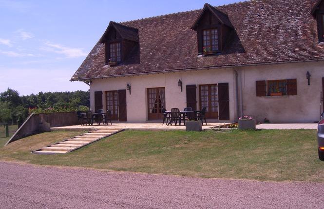 LA CHEVALERIE (4 CHAMBRES) 2 - La Croix-en-Touraine